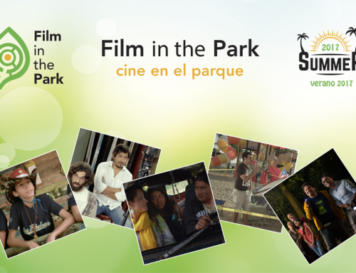 Film in the Park 2017